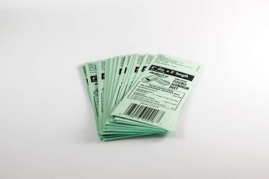 Product Tags - 2 Color